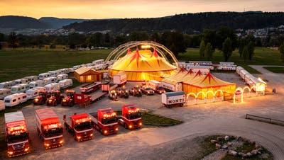 Diesen Sommer kann der Circus Monti endlich wieder auf Tournee gehen. (zvg/Felix Wey (2018))