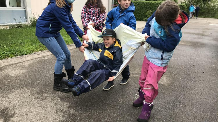 Primarschule Langendorf – polysportive Woche