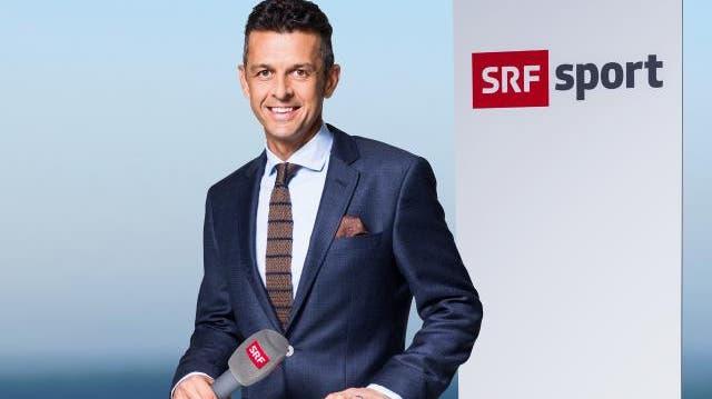 Nach 24 Jahren verlässt Sportmoderator Jann Billeter SRF. Er schliesst sich dem Sportsender MySports an. (SRF)