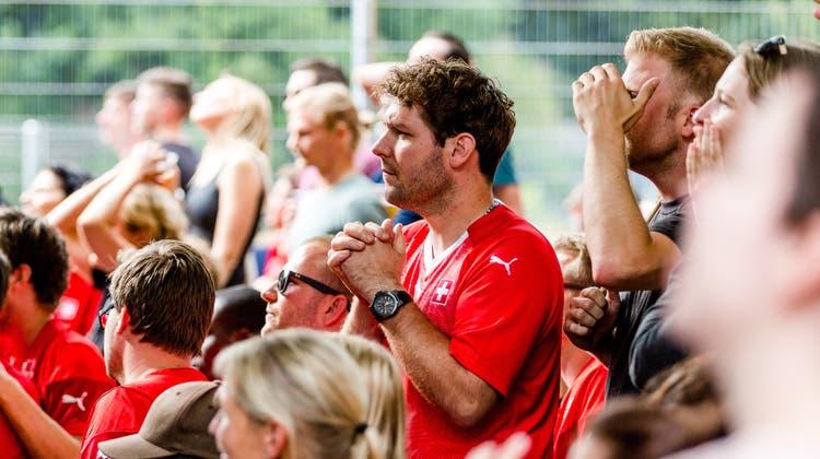 Endlich wieder mitfiebern und feiern: Am 11. Juni startet die Fussball-EM. (Symbolbild) (Sandra Ardizzone)