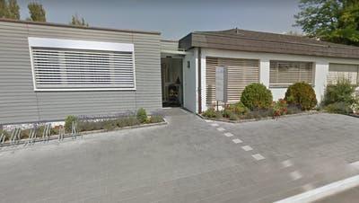 Die ehemaligen Praxisräumlichkeiten der Ärzte am Rhein AG in Eschenz. (Bild: Googlemaps)