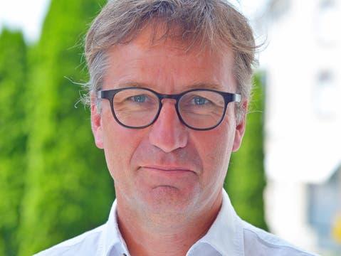Martin Müller, Stadtparlamentarier Weinfelden (GP).