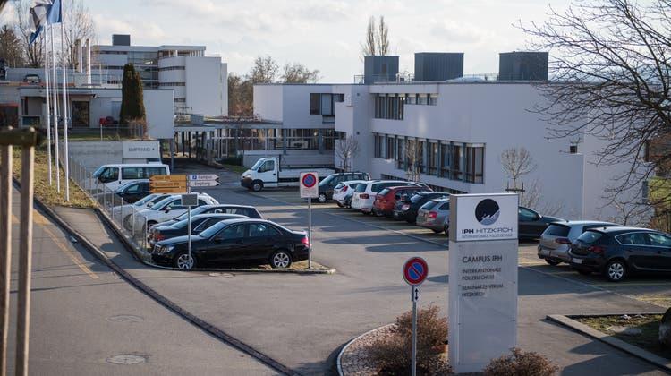 Zählt bald ein Konkordatsmitglied weniger: Die Interkantonale Polizeischule Hitzkirch. (Boris Bürgisser (15. Januar 2019))