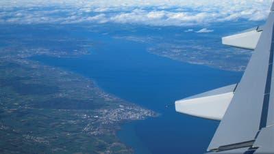 Der Bodensee ist auch eine riesige Energiequelle. (Bild: Ralph Ribi)