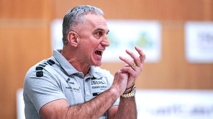 Er habe den Kriensern das Siegergen eingeimpft, sagt Goran Perkovac. (Martin Meienberger)