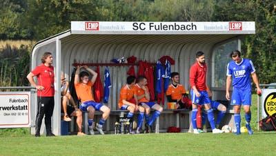 Punktet Oensingen im Nachtragsspiel gegen Subingen, muss der SC Fulenbach runter in die 3. Liga. (Bruno Kissling (Fulenbach, 13. September 2021))