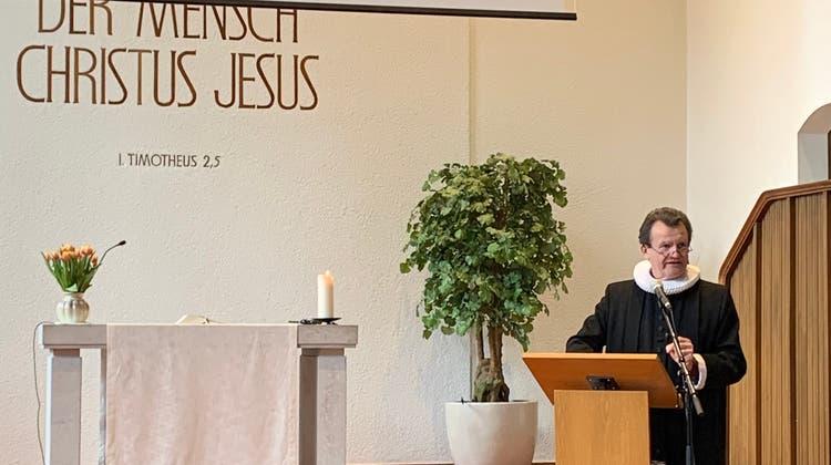 Abschied und Neubeginn in der Ref. Kirche Zuchwil