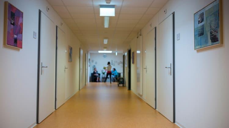 In der Windischer Klinik Königsfelden rastete ein junger Somalier aus. (Foto: Alex Spichale)
