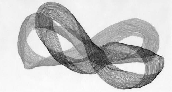 «Infinity »von Beatrice Dörig.