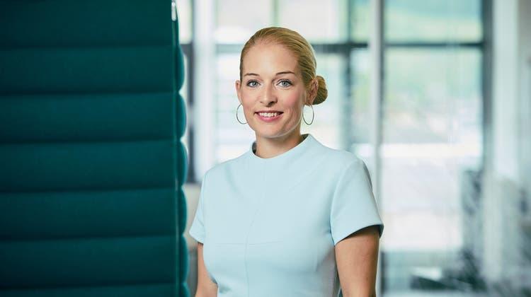 Sandra Genge, Enkelindes Firmengründers Georg H. Endress, tritt nächstes Jahr in den Verwaltungsrat von Endress + Hauser ein. (zvg)