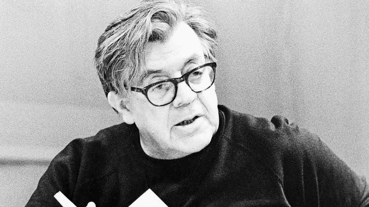 Als Politdichter, LiebesdichteroderErinnerungsdichter: Sagen, was ist – mit Erich Fried