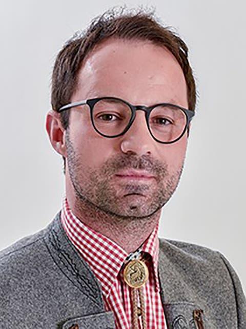 Ueli Nef, Jagd- und Fischereiverwalter Appenzell Innerrhoden.