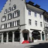 Ehemalige Number One Lounge an der Hauptstrasse 66 in Brugg. (Claudia Meier (5. Mai 2021))