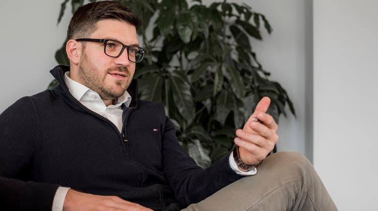 David Huser ist der neue Chef Leistungssport des Schweizerischen Turnverbandes. (Christian Iglesias / zvg)