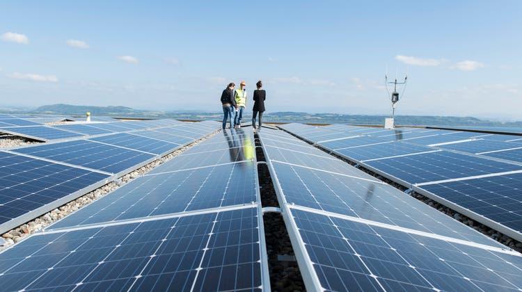 Tom Kober erforscht, wie die Energieversorgung in der Schweiz sicher und nachhaltig bleiben kann. (zvg/Mahir Dzambegovic)