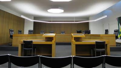 Das Obergericht Aargau befasste sich am Mittwoch mit dem Fall des Barbetreibers. (zvg)