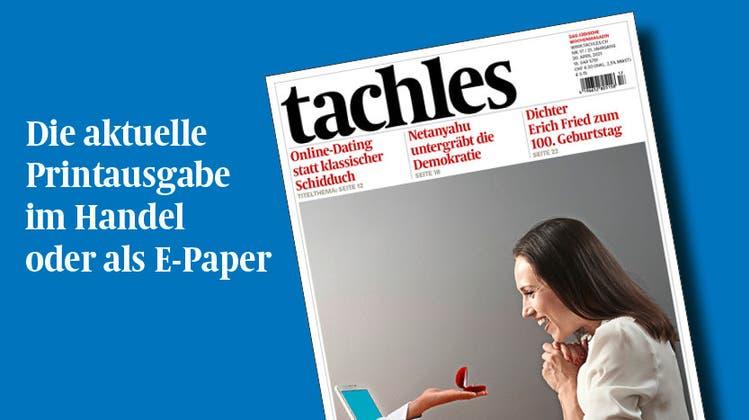 Das jüdische Wochenmagazin versteht sich als Publikumsmedium, gehört jedoch subventionstechnisch zur«Spezialpresse», meint das Gericht. (Zvg)