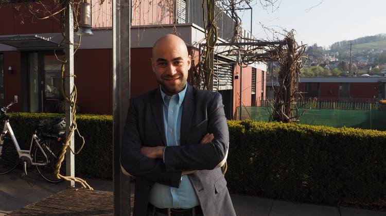 Daniele Mezzi ist in der Altersbetreuung und Altersberatung tätig. (Thomas Wehrli / Aargauer Zeitung)