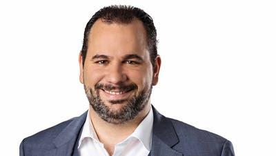 Er ist neuer Präsident der Zuger FDP: Cédric Schmid (Bild: PD)