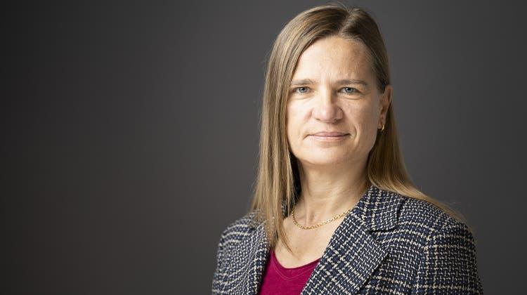 BAG-Frau Virginie Masserey ist ab sofort für die Impfstoffbeschaffung zuständig. (Archivbild) (Keystone)