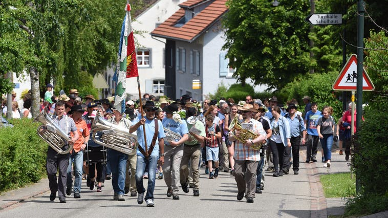 Banntäge gibts auch 2021 in traditioneller Form im Baselbiet keine – zumindest nicht am üblichen Datum. (Bild: Juri Junkov(Rünenberg, 25. Mai 2017))