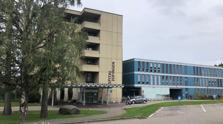 Das Spital Zofingen spürt die finanziellen Folgen der Coronamassnahmen. (Anja Suter)