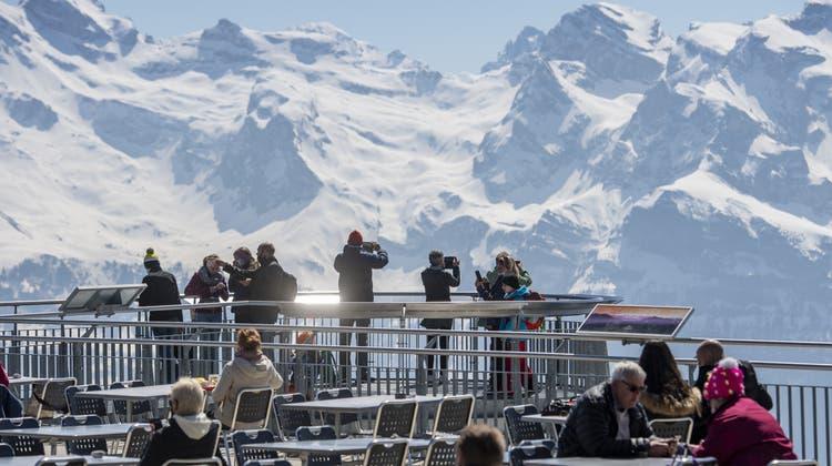 Die Tourismusverbände fordern zusätzliche Mittel zur Förderung der Nachfrage. So soll die Schweiz konkurrenzfähig bleiben. (Symbolbild) (Keystone)