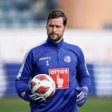 FCL-Goalie David Zibung beendet seine Karriere. (Bild: Martin Meienberger)