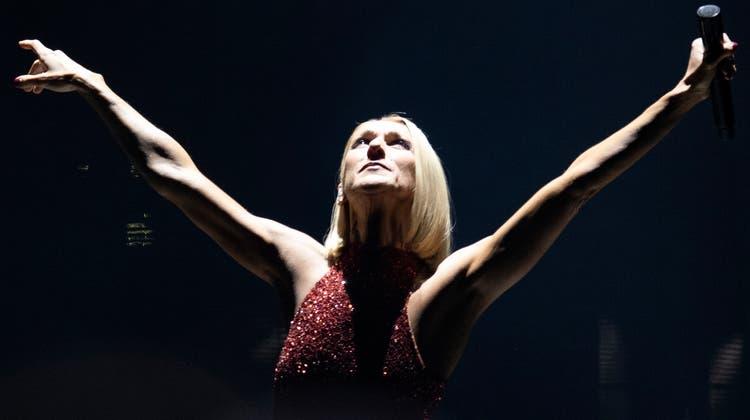 Auf ihr Konzert in Nyon müssen sich die Fans noch mehr als ein Jahr gedulden: Céline Dion. (Keystone)