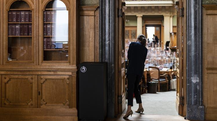 «Das Parlament ist bei der Beratung der Revision der ZPO in Erinnerung an Voltaire dazu aufgerufen, auf bewährte Mechanismen zu vertrauen und der Zensur nicht Vorschub zu leisten», meint unser Gastautor. (Keystone)