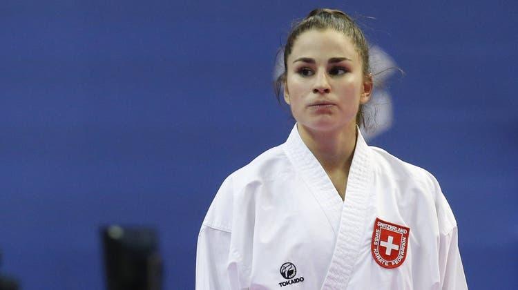 Elena Quiricis Fokus liegt nun auf der EM, wo sich ihr die nächste Chance bietet, sich ihren Traum zu erfüllen. (Stephen Caillet / imago sportfotodienst)