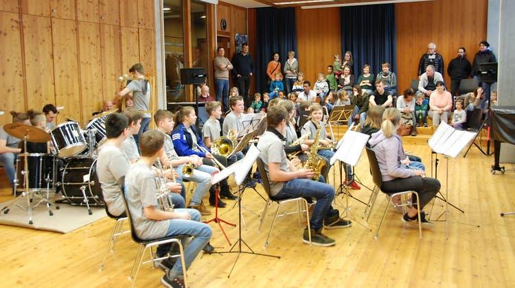 Musikvereine mit Förderungskonzept können bald finanzielle Unterstützung für den Nachwuchs beantragen (Symbolbild). (zvg)