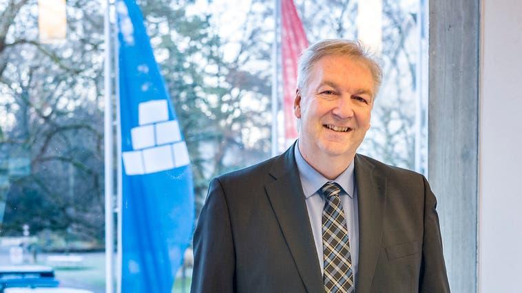 Hansjörg Wilde war vor vier und vor acht Jahren der gemeinsame Kandidat der sehr erfolgreichen Bürgerlichen Zusammenarbeit (Büza) in Riehen. (Bild: Kenneth Nars)