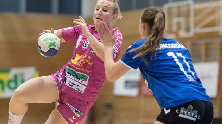 Judith Matter beendet ihre Karriere, vorher will sie mit Spono noch den Cup gewinnen. (Bild: Pius Amrein  (Nottwil, 28. April 2021))