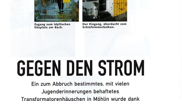 Die Reportage im Magazin «Schöner Wohnen» 1999. (zvg)
