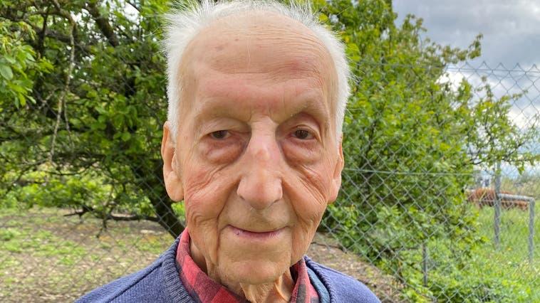 93. Geburtstag von Alois Wettstein
