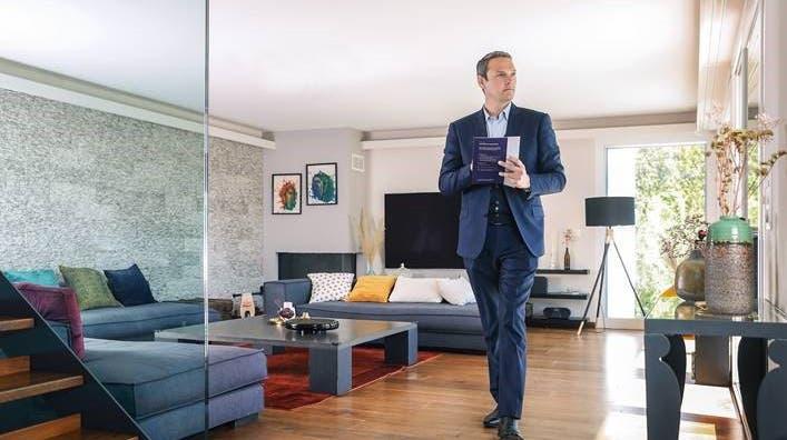 Eine junge Immobilienagentur revolutioniert die Maklerwelt - und ist auf gutem Weg Marktführer zu werden
