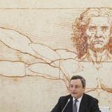 Will versuchen, Bewegung ins Land zu bringen: Italiens Premierminister Mario Draghi. (Bild: EPA)