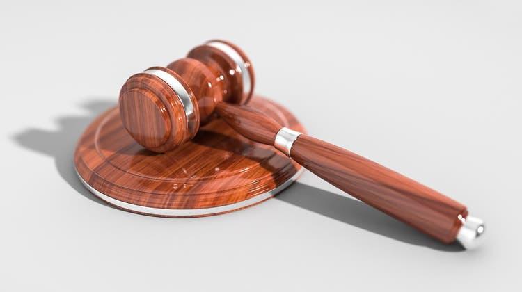 Hier in Baden wurden 6945 Fälle vor dem Bezirksgericht verhandelt. Im Jahr 2020 ist das der höchste Wert der elf Aargauer Bezirksgerichte. (Chris Iseli)