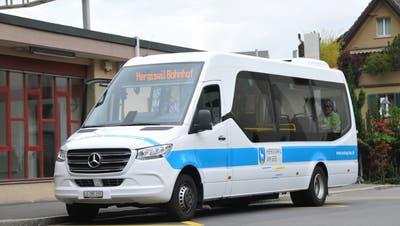 Der Gemeinderat will den Testbetrieb für den Hergiswiler Ortsbus verlängern. (Bild: Matthias Piazza (Hergiswil, 15. Juni 2020))