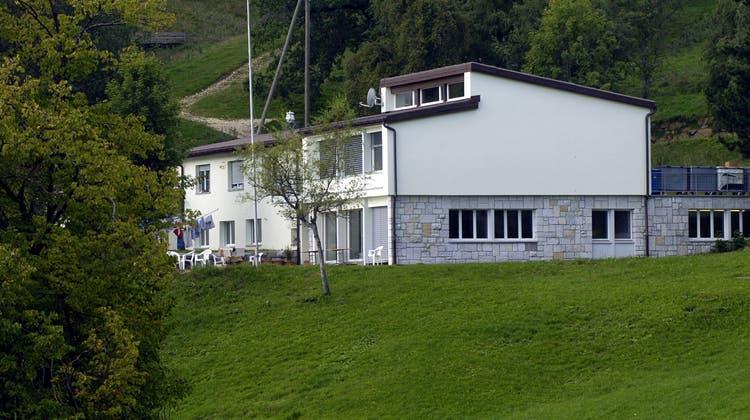 Das ehemalige Bildungsheim auf dem Balmberg wurde bis vor kurzem als Flüchtlingsheim genutzt. (Maddalena Tomazzoli)