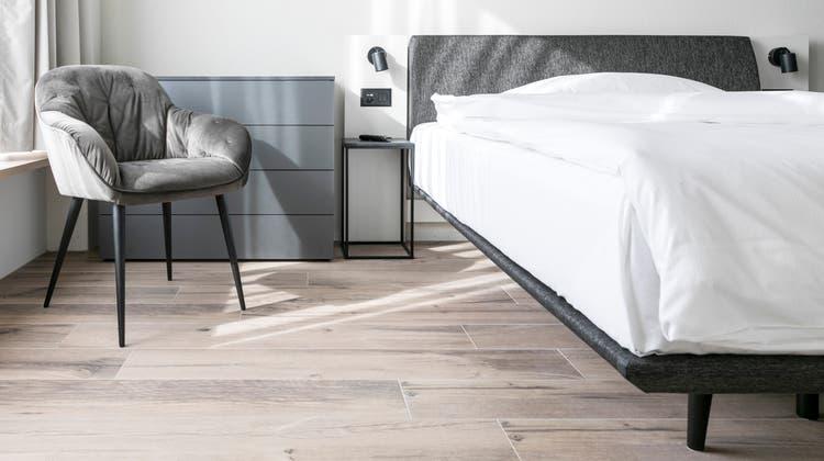 Viele Hotelzimmer bleiben leer, doch Herr und Frau Schweizer übernachten doch wieder öfter in Hotels. (Symbolbild) (Sandra Ardizzone)