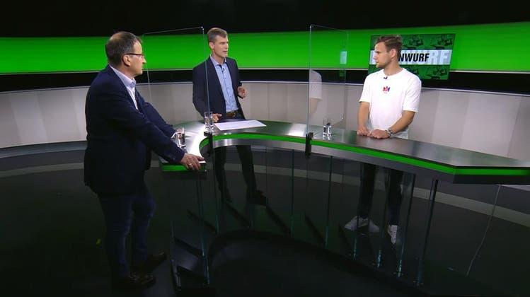 FCL-Mittelfeldspieler Louis Schaub: «Ich hoffe, dass wir befreiter aufspielen können»