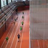 Das Athletik-Zentrum soll gemäss Gesak als Schwerspunktstandort für den Sport etabliert werden. (Bild: Ralph Ribi (7. Mai 2021))
