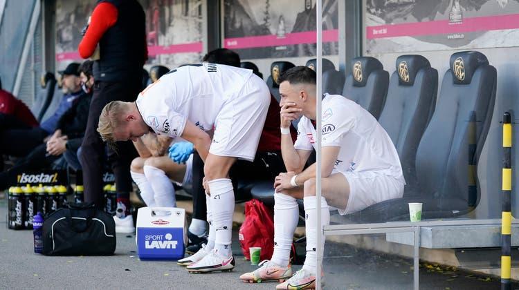 Tadellose Leistung vom Ersatz-Captain, Enzler muss Slapstick-Gegentor auf seine Kappe nehmen: Das sind die FCA-Noten zur Niederlage in Schaffhausen