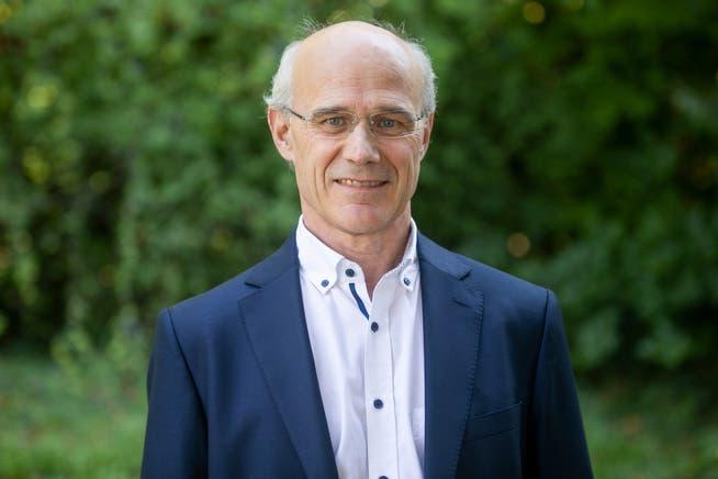 Jürg Lareida, Präsident des Aargauischen Ärzteverbands.