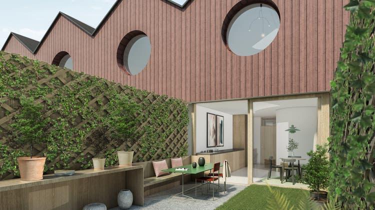 Eine Wohn-Vision für Altdorf