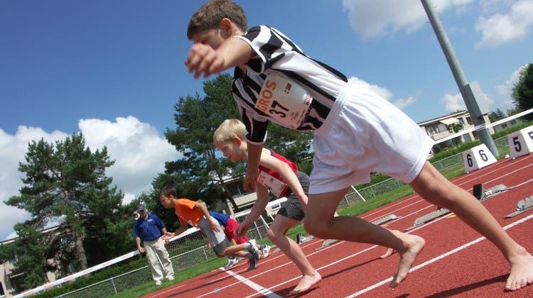 Die Sportanlage Hätschen ist eine von mehreren Dietiker Sportanlagen. (Ruedi Burkart)