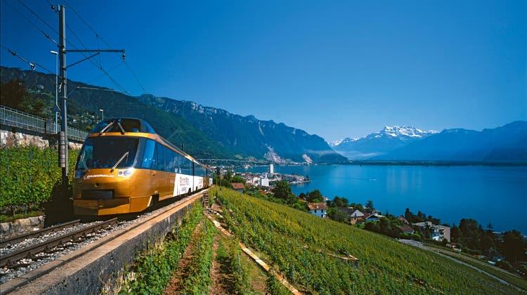 Westschweizer Riviera - August 2021