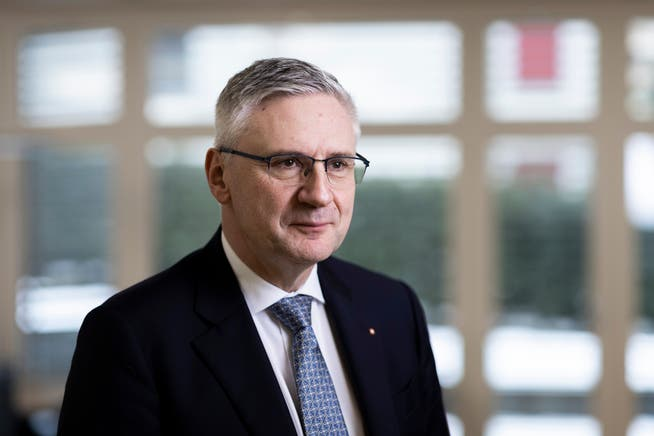 SVP-Präsident Andreas Glarner hätte 6000 Franken zugut, bezieht aber keine Entschädigung.